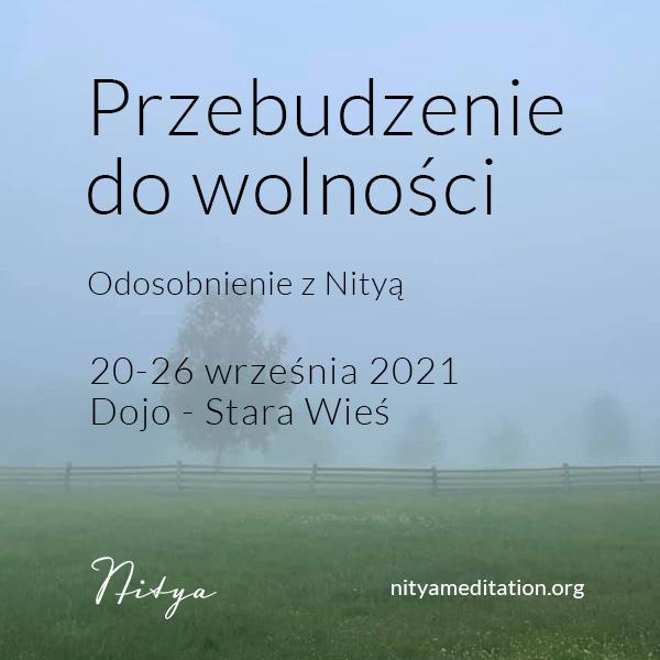 Dojo - stara Wieś - Wrzesień 2021